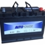 Аккумулятор Autopower 91A