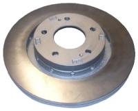 диск тормозной передний тормозная система